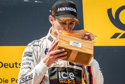 DTM: Podium: race winner Marco Wittmann, BMW Team RMG BMW M4 DTM