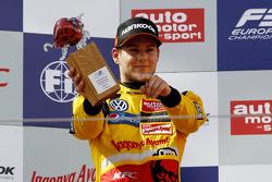 Second place Tom Blomqvist