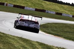 #80 Nissan GT Academy Nissan GT-R GT3: Chris Hoy, Wolfgang Reip