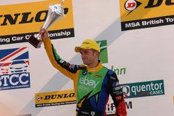 Second place Colin Turkington