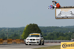 #23 Burton Racing BMW 128i: Terry Borcheller, Mike LaMarra takes the class win