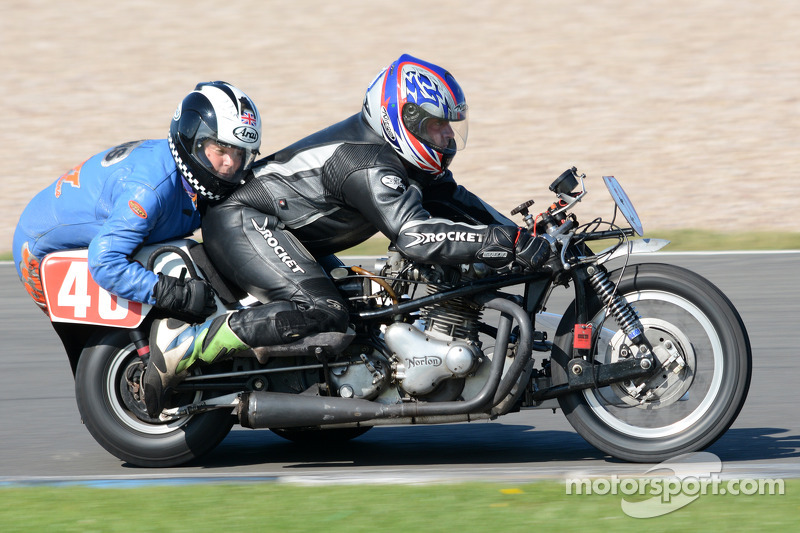 Russell Bleach and Daniel Reilly BMW 980cc
