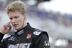 INDYCAR: Josef Newgarden, Sarah Fisher Hartman Racing Honda