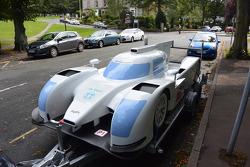 LEMANS: Perrinn Limited myLMP1 Showcar