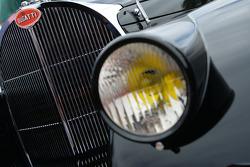 Bugatti detail