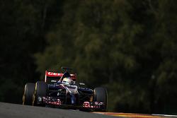 F1: Jean-Eric Vergne, Scuderia Toro Rosso STR9