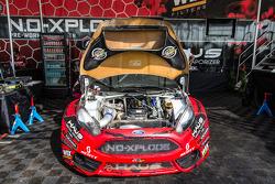 #07 SH Racing Rallycross Ford Fiesta ST
