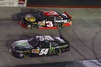 Kyle Busch and Ty Dillon