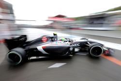 F1: Esteban Gutierrez, Sauber F1 Team