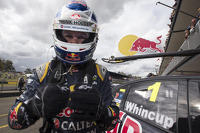 Polesitter Jamie Whincup, Red Bull Holden
