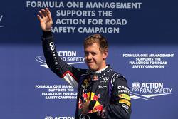 F1: Sebastian Vettel, Red Bull Racing
