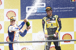 GP2: Johnny Cecotto & Felipe Nasr