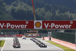 The GP2 start