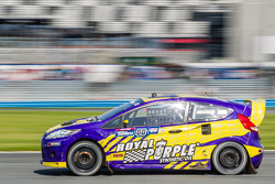 #00 Royal Purple Racing / OMSE2 Ford Fiesta ST: Steve Arpin
