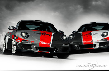 Romain Dumas develops new Porsche RGT
