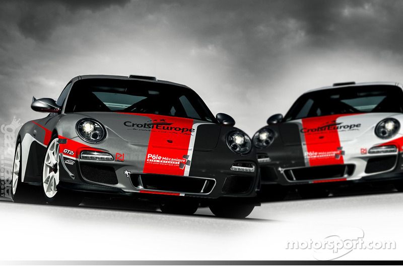 RD Limited developed Porsche RGT for WRC and ERC