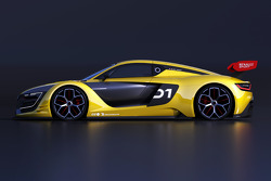 The Renault Sport R.S. 01