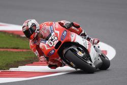 MOTOGP: Andrea Dovizioso, Ducati Team