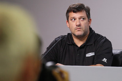 NASCAR-CUP: Tony Stewart press conference for his return to racing