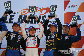#1 Oak Racing Team Total Morgan-Judd: Ho-Pin Tung, David Cheng, Keiko Ihara