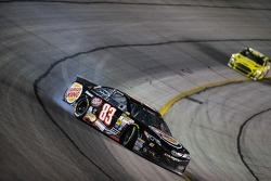 Ryan Truex, BK Racing Toyota spins
