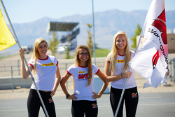 PWC flag girls
