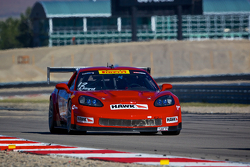 #12 CRP Racing Chevrolet Corvette: Alex Lloyd