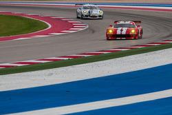 #91 SRT Motorsports Dodge Viper SRT: Dominik Farnbacher, Marc Goossens