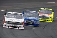 Gray Gaulding leads Tyler Reddick and Matt Crafton
