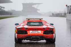 Lamborghini Aventador safety car