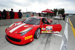 #54 Ferrari of Central Florida: Michael Luzich
