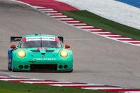 #17 Team Falken Tire Porsche 911 RSR: Wolf Henzler, Bryan Sellers