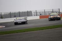 #65 Track Focused Ferrari 430 Challenge: Peter Gbedemah, #43 Intersport Racing BMW E92 V8: Anna Walewska, Kevin Clarke