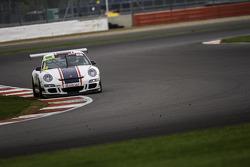#44 Track Sport Europe Ltd Porsche 997 GT3 Cup: Arjo Ghosh