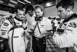Steven Kane, Antoine Leclerc, Malcolm Wilson and Guy Smith