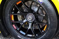 Corvette wheel detail