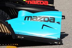 Mazda detail