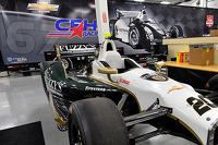 CFH Racing workshop visit