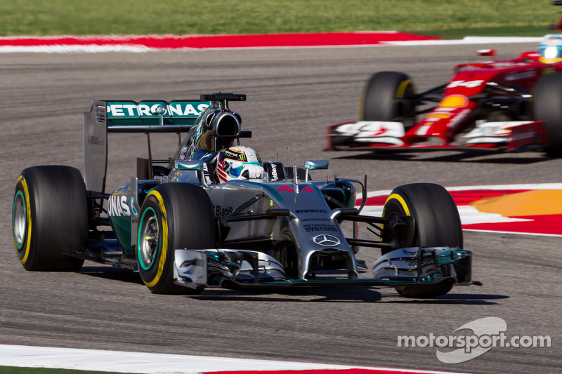 Hamilton (AL) United States  City new picture : Lewis Hamilton, Mercedes AMG F1 W05 at United States GP