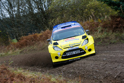 Matthew Wilson and Scott Martin, Ford Fiesta WRC