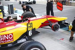 Stefano Coletti's car