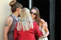 Jessica Michibata, girlfriend of Jenson Button, sister of Jenson, mother of Jenson