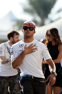 Nick Hamilton, brother of Lewis Hamilton, Mercedes AMG F1