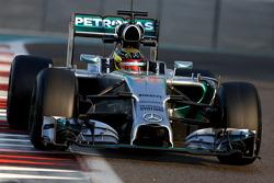 Pascal Wehrlein, Mercedes AMG F1 Team