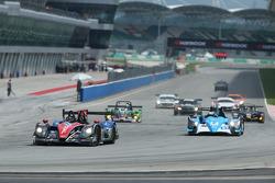 Start: #1 Oak Racing Morgan Judd: David Cheng, Ho-Pin Tung, Yuan Bo leads