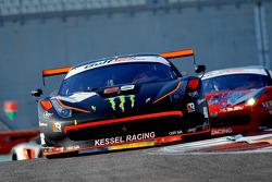#99 Kessel Racing 法拉利 458 GT3: 豪尔赫·洛伦佐, 利阿姆·塔波特