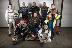 Louis-Philippe Dumoulin, Andy Seuss, Doug Coby, Anthony Anders, Ben Rhodes, Greg Pursley, Abraham Calderon, Anthony Kumpen