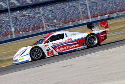 #5 Action Express Racing Corvette DP: Max Papis, Leh Keen