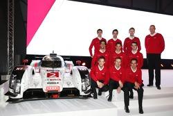 WEC LMP1 Audi Sport drivers
