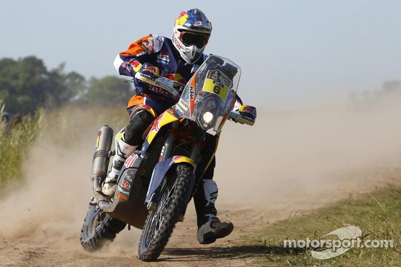 #6 KTM: Sam Sunderland